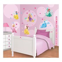 Αυτοκολλητα Princess Room Decor Kit