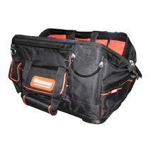 Εργαλειοθήκη τσάντα μαυρη-κόκκινη XL BENMAN 70229