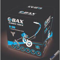 B-415 Θαμνοκοπτικό βενζίνης μεσινέζας και δίσκου 52cc Bax tools