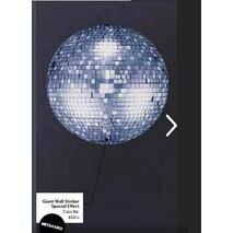 DISCOBALL 83504