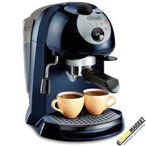 Καφετιέρα Espresso EC190 και Μύλος Άλεσης Καφέ KG49 Delonghi