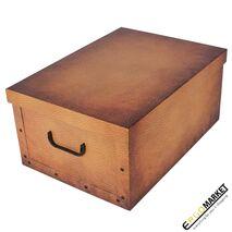 Κουτί αποθήκευσης leather cream