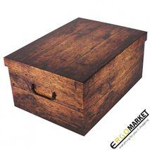 Κουτί αποθήκευσης wood brown