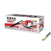 B-GD500pro Γεωτρύπανο βενζίνης τριβέλα 52cc 1 χειριστή με τρυπάνι 150mm Bax tools