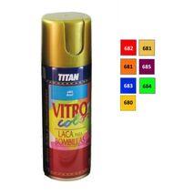 Σπρέι Βιτρώ Χρώματα Vitro Color Titan 200ml