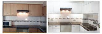 Ανακαίνιση κουζίνας με λιγότερα από 50€