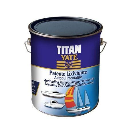 Υφαλόχρωμα Αυτοκαθαριζόμενο (Μουράβια) Lixiviante 750ml TITAN