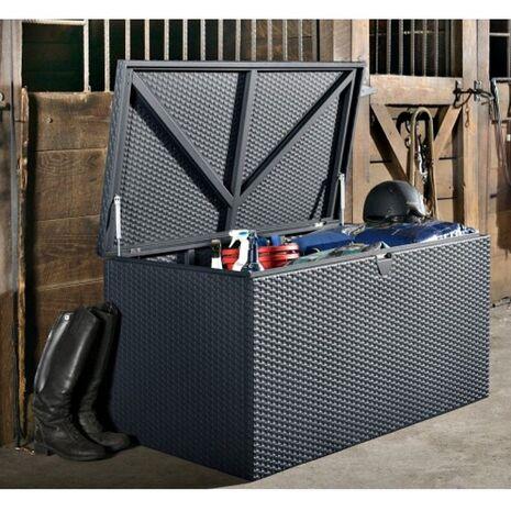 Arrow Μπαούλο αποθήκευσης ατσάλινο SPACEMAKER DECK BOX 509 lt