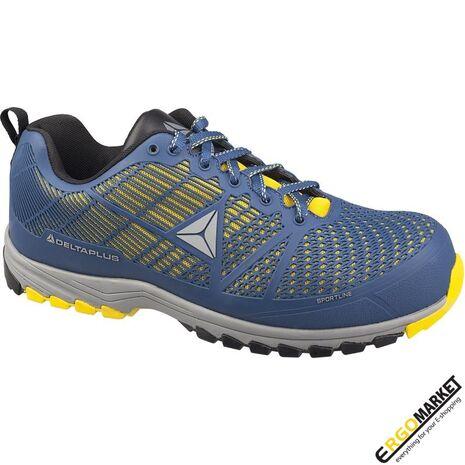 Delta Sport Παπούτσια εργασίας S1P SRC με συνθετική προστασία Delta Plus