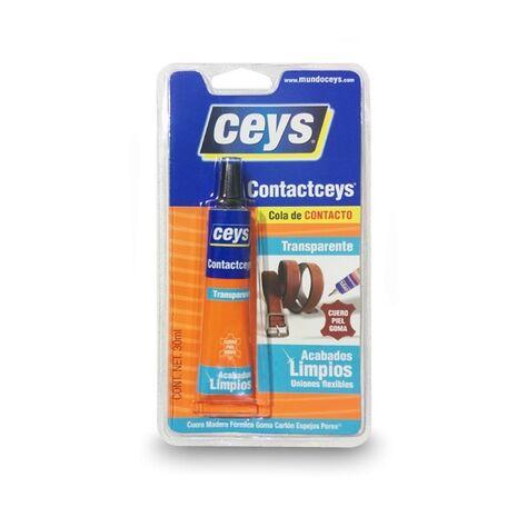 Βενζινόκολλα διάφανη Ceys 30gr