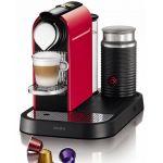 Καφετιέρα Krups XN7106S Automatic CITIZ & MILK Red κόκκινη