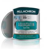 Xρώμα πολυουρεθάνης νερού σατινέ AQUASATIN