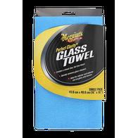 Πετσέτα κρυστάλλων αυτοκινήτου Glass Towel  X190301 Meguiar's 40x40cm
