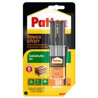 Κόλλα δύο συστατικών Pattex Power Epoxy Instant Mix
