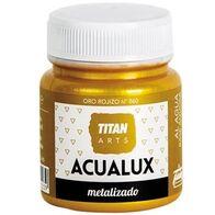 Μεταλλικό χρώμα νερού Acualux