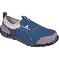 Miami Παπούτσια εργασίας S1P SRC με συνθετική προστασία Delta Plus