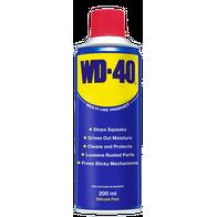 WD-40 Αντισκωριακό λιπαντικό σπρέι πολλαπλών χρήσεων 200ml