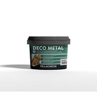 διακοσμητικό μεταλλικό χρώμα νερού Deco Metal 350ml