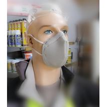 μασκα σωματιδιων πλενομενη
