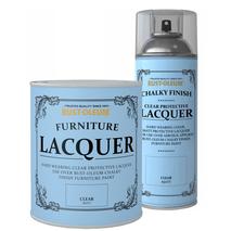 Βερνίκι ματ για χρώμα κιμωλίας Furniture Lacquer Rust-Oleum 400ml