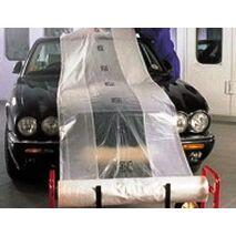 Νάυλον φίλμ Μόνωσης & Προετοιμασίας Προεργασίας Επιφανειών 150m x 4m