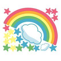 Ουράνιο τόξο rainbow room 13056