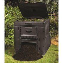 Εργαλείο παρασκευής λιπάσματος e-composter 470Lt
