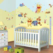 Αυτοκολλητα Winnie the pooh Room Decor Kit