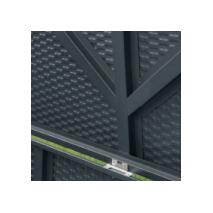 Arrow Μπαούλο αποθήκευσης ατσάλινο DESIGNER SERIES STORAGE CHEST 509 lt