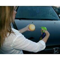 Σφουγγάρι γυαλίσματος αυτοκινήτου Soft Foam Meguiar's 10cm