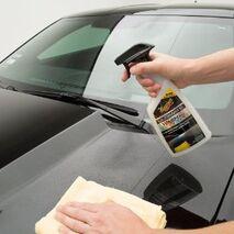 Σπρέι με κερί για πλύσιμο αυτοκινήτου χωρίς νερό Meguiar's Wash and Wax Anywhere 768ml