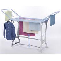 Απλώστρα ρούχων πλαστική 3φυλλη 22m BAMA