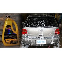 Σαμπουάν αυτοκινήτου με κερί Ultimate Wash & Wax Meguiar's 473ml