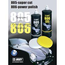 HB 806 Γυαλιστική αλοιφή ψιλή Power Polish BODY 200ml
