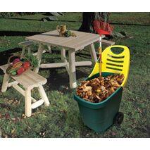 Καρότσι κήπου πλαστικό GT008 110 Lbs / 50Kg BAX TOOLS