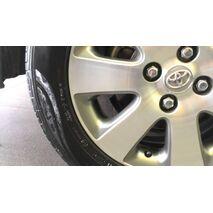 Σπρέι επίστρωσης ελαστικών αυτοκινήτου G16008 Ultimate Black Tire Coating Meguiar's 227gr