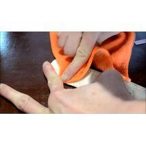 Τζελ περιποίησης δερμάτων αυτοκινήτου Rich Leather Cleaner / Conditioner Meguiar's 450ml