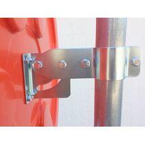 Καθρέφτης ασφαλείας 60cm πολυκαρβονικός Doorado PARK-EC-60