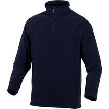 Μπλούζα fleece με ψηλό γιακά Alma Delta Plus