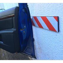 Προστατευτικό τοίχων γκαράζ αφρώδες αυτοκόλλητο Doorado PARK-FWP5010RW
