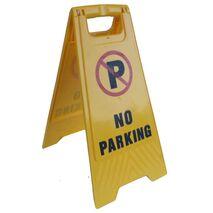 Πλαστική Πινακίδα no parking