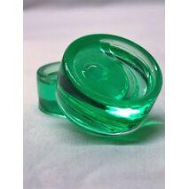Διάφανη χρωστική για υγρό γυαλί Alfakem 50ml Πράσινη