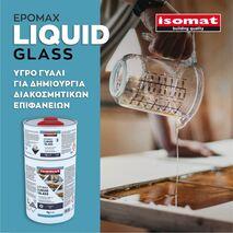 Υγρό γυαλί Epomax Liquid Glass  δύο συστατικών (Α+Β) Isomat