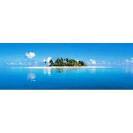 Maldive Island 3.66 x 1.27 εκ