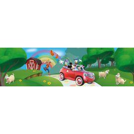 Αυτοκολλητη μπορντουρα Mickey (42206)