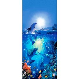 Dolphin in the Sun 86x200εκ