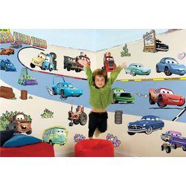 Αυτοκόλλητα Cars Room Decor Kit Club
