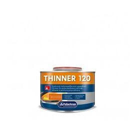 Διαλυτικό για χρώματα πολυουρεθανης THINNER 120