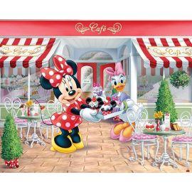 Παιδική Θεματική Ταπετσαρία Minnie Mouse