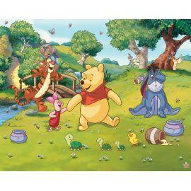 Παιδική Θεματική Ταπετσαρία Winnie
